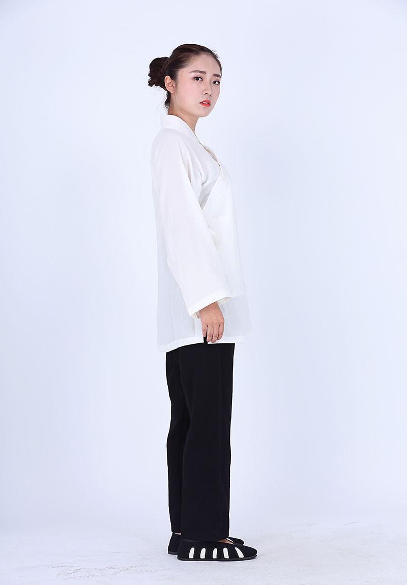 c9c0b01d0 Wudang Tai Chi Uniform with embroidery WU WEI - Wudang Uniforms ...