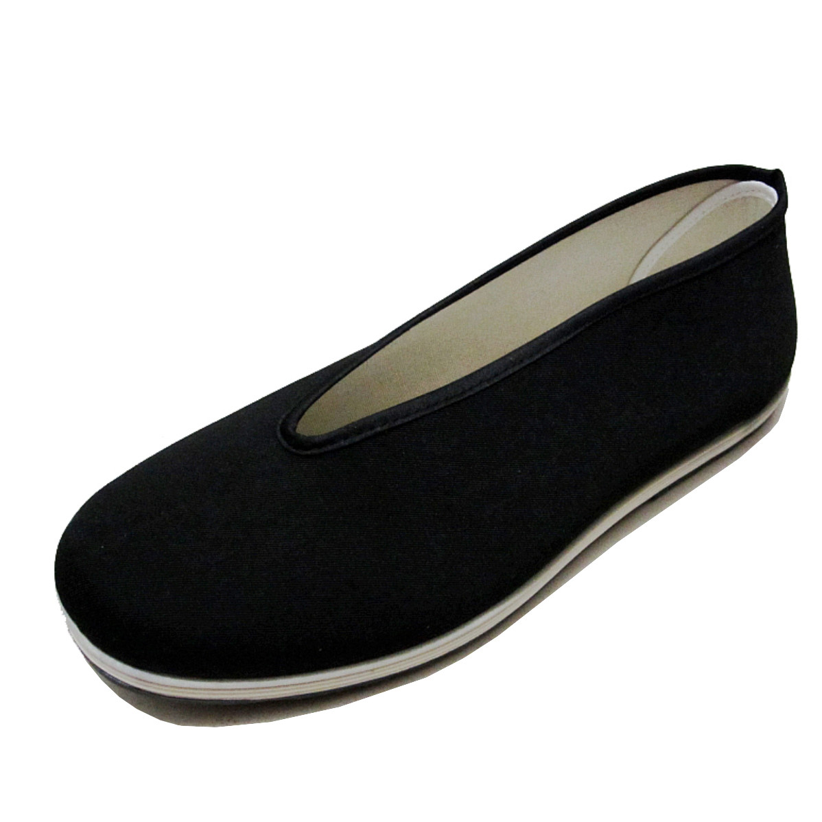 Kung Fu Shoes Nostalgia Style Rubber Soles