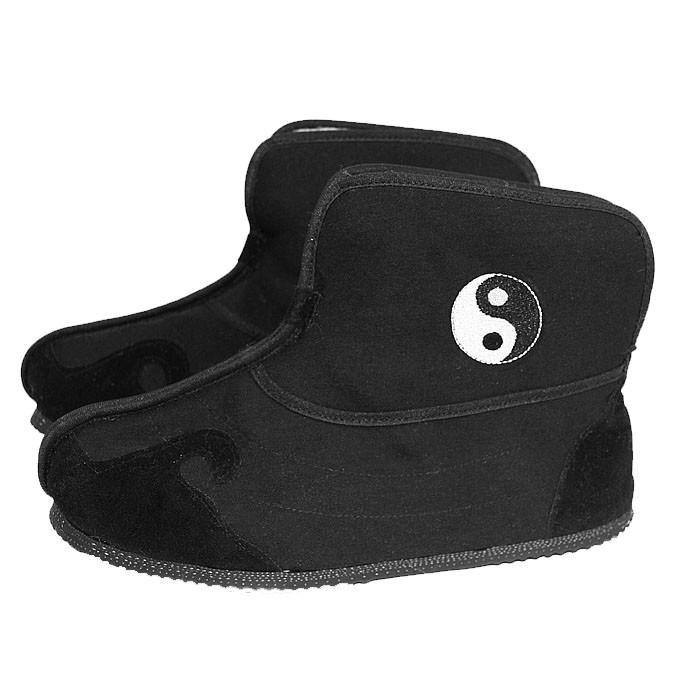 Winter Taoists Thin Soled Boots Yun Gou