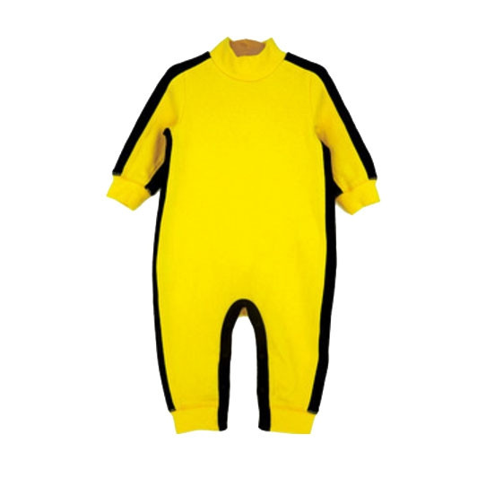 Baby and Kids BRUCE LEE GAME OF DEATH Jumpsuit Costume