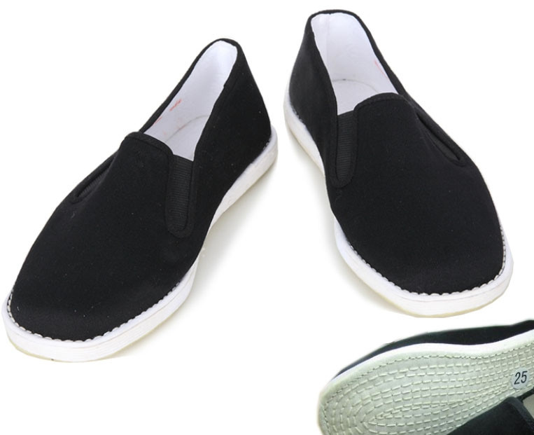 Cotton soles Kung Fu Shoes, Classic Style