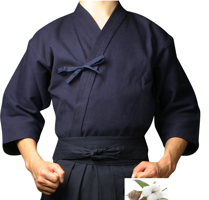 Single layer Kendogi Navy Blue