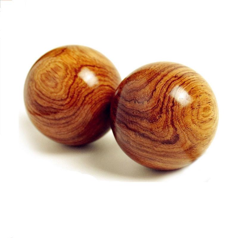 Rosewood Qi Gong Balls