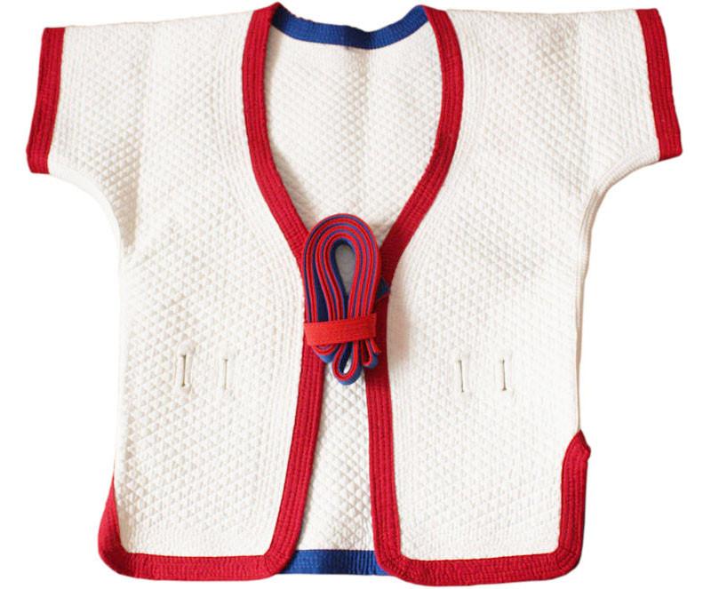 Reversible Thick Cotton Shuai Jiao/Wrestling Jacket