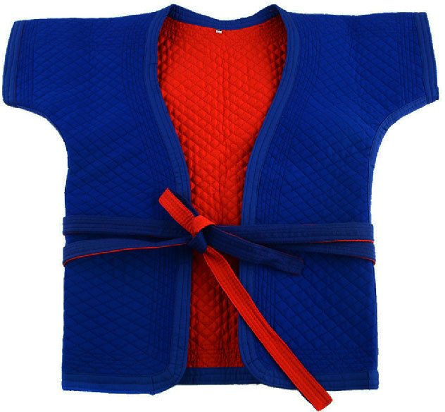 Thick Reversible Shuai Jiao Jacket Cotton & Spandex