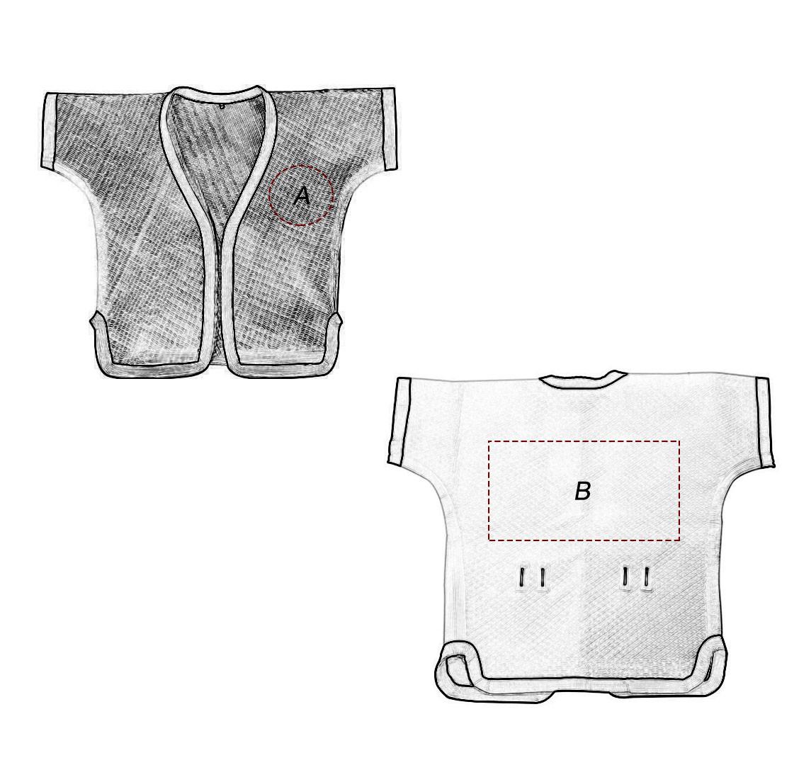 Printed LOGO Service for Shuai Jiao jacket