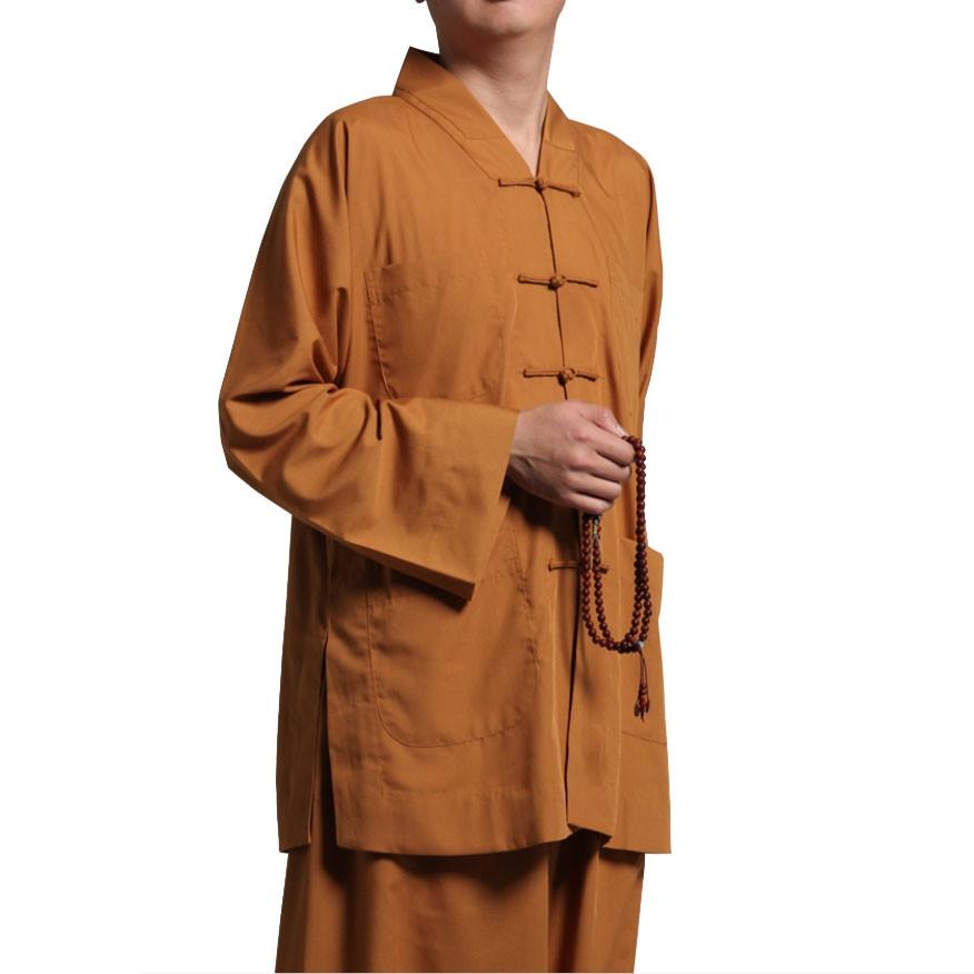 Summer Shaolin Monk Uniform Duan Gua - Shaolin Uniforms - Shaolin