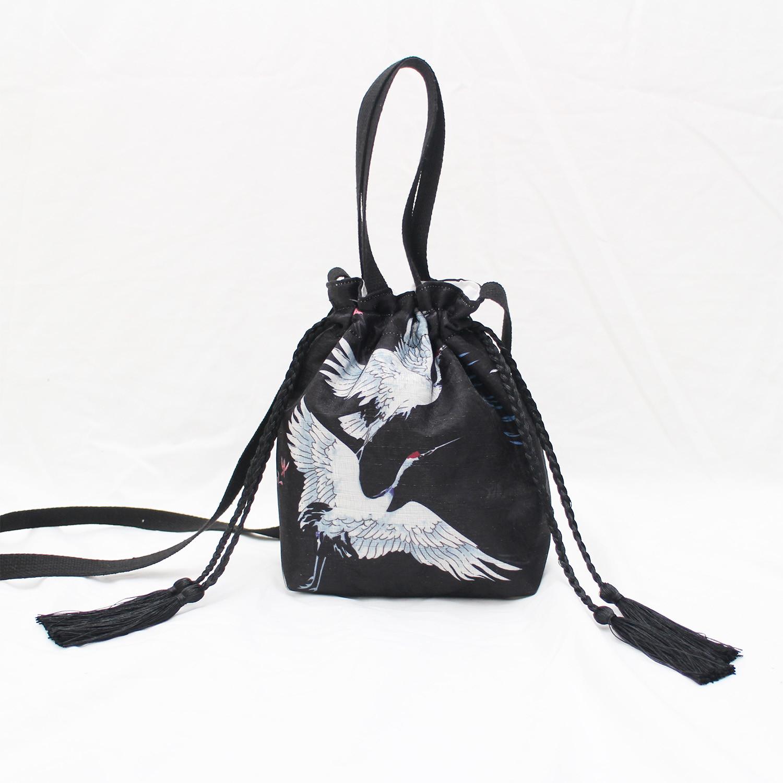 Chinese Hand bag Crane