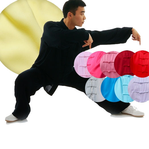 Personalized imitation Cotton Silk Tai Chi & Kung Fu Uniform