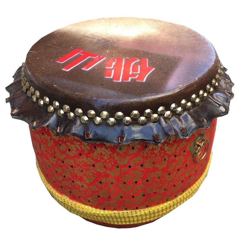 South styleLion Dance Cowhide drum, pattern