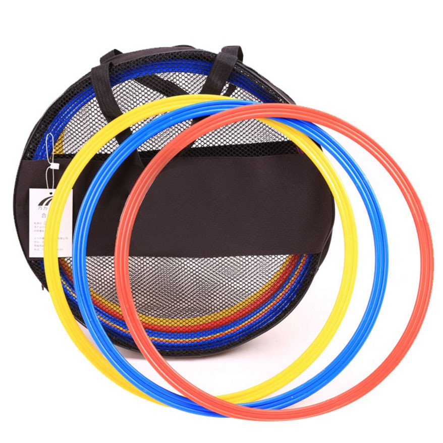 Polypropylene Speed and Agility Training Rings