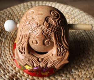 Wooden Fish Mu Yu