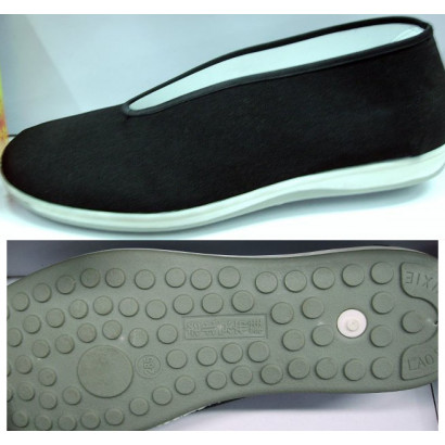 [Destock] Kung Fu Shoes Nostalgia Style Rubber Soles 47
