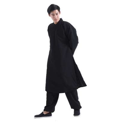 Winter Traditional Wudang Robe