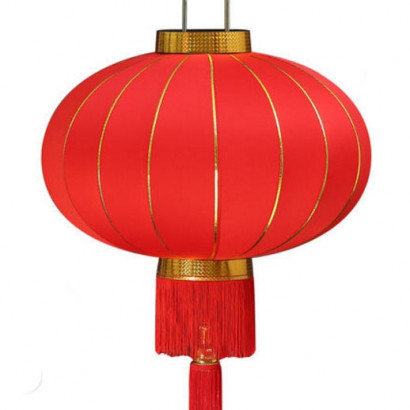 Outdoor Waterproof Chinese Lantern, Big Size