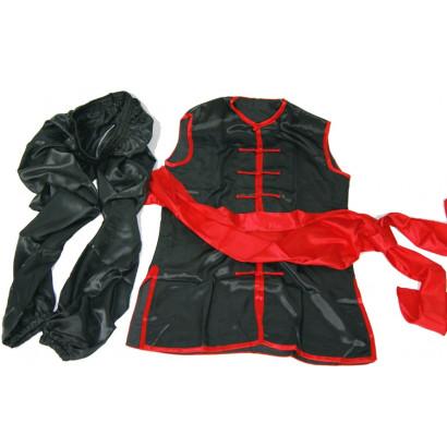 Personalized Tai Chi / Kung Fu / Nan Quan / Chang Quan Uniform, Imitation Silk