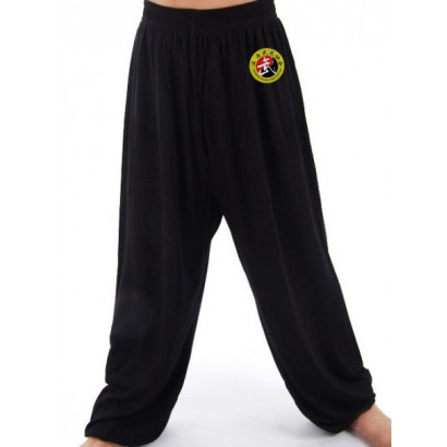 Kids Chinese Wushu Association Kung Fu Pants