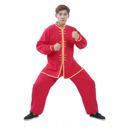 5e9b7ee2b Chinese Traditional Tai Chi / Kung Fu / Lion Dance Uniform, Ji Xiang