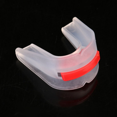 Eco friendly material Double Mouth Guard, Teeth protector