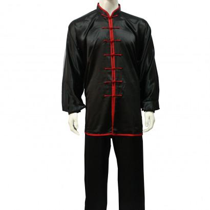 Personnalized Tai Chi and Kung Fu Uniform Imitation Silk