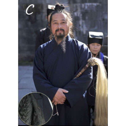 Traditional Wudang Robe For All Seasons