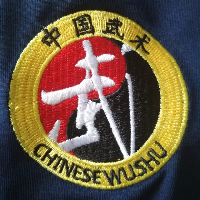 Embroidery of Chinese Wu Shu