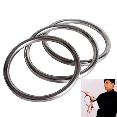 Kung Fu Wing Chun Hoop, Stainless Steel Ring(Chi Sao)