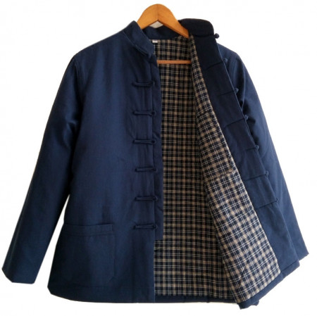 Winter Washable Traditional Kung Fu Jacket