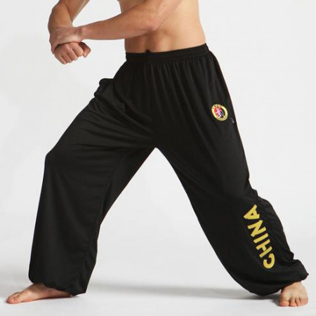 Professional Kung Fu pants, embroidery CHINESE WUSHU