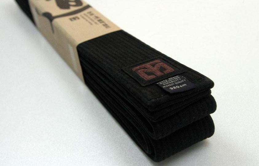 Ceinture de Taekwondo Brodée Noire Personnalisée, MOOTO - Taekwondo -  Disciplines - Webmartial 1ed956f53e7