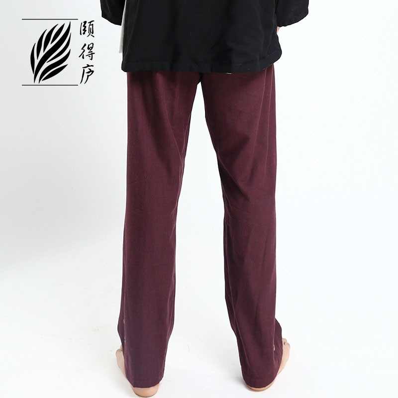 destock pantalon en coton pais ru yi bas serr tenues. Black Bedroom Furniture Sets. Home Design Ideas