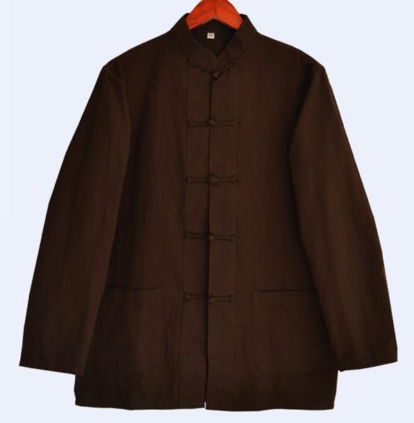 [Destock] Veste Kung Fu en coton épais naturel