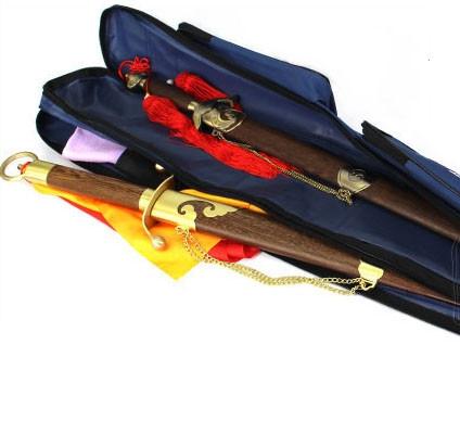 Housse de transport double imperméable épée ou sabre 135 cm