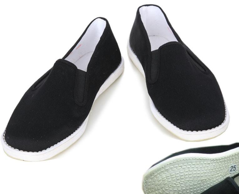 Chaussures Kung Fu semelles en coton - classique
