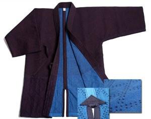 Kendogi coton double couche Senui
