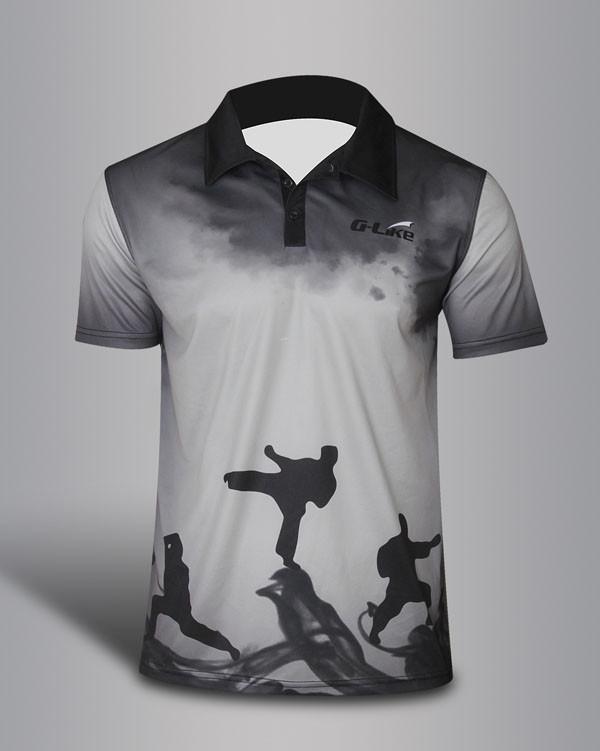 T-shirt Séchage Rapide - Wu Shu