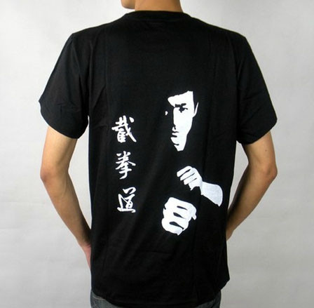 T-Shirt Jeet Kune Do Bruce LEE