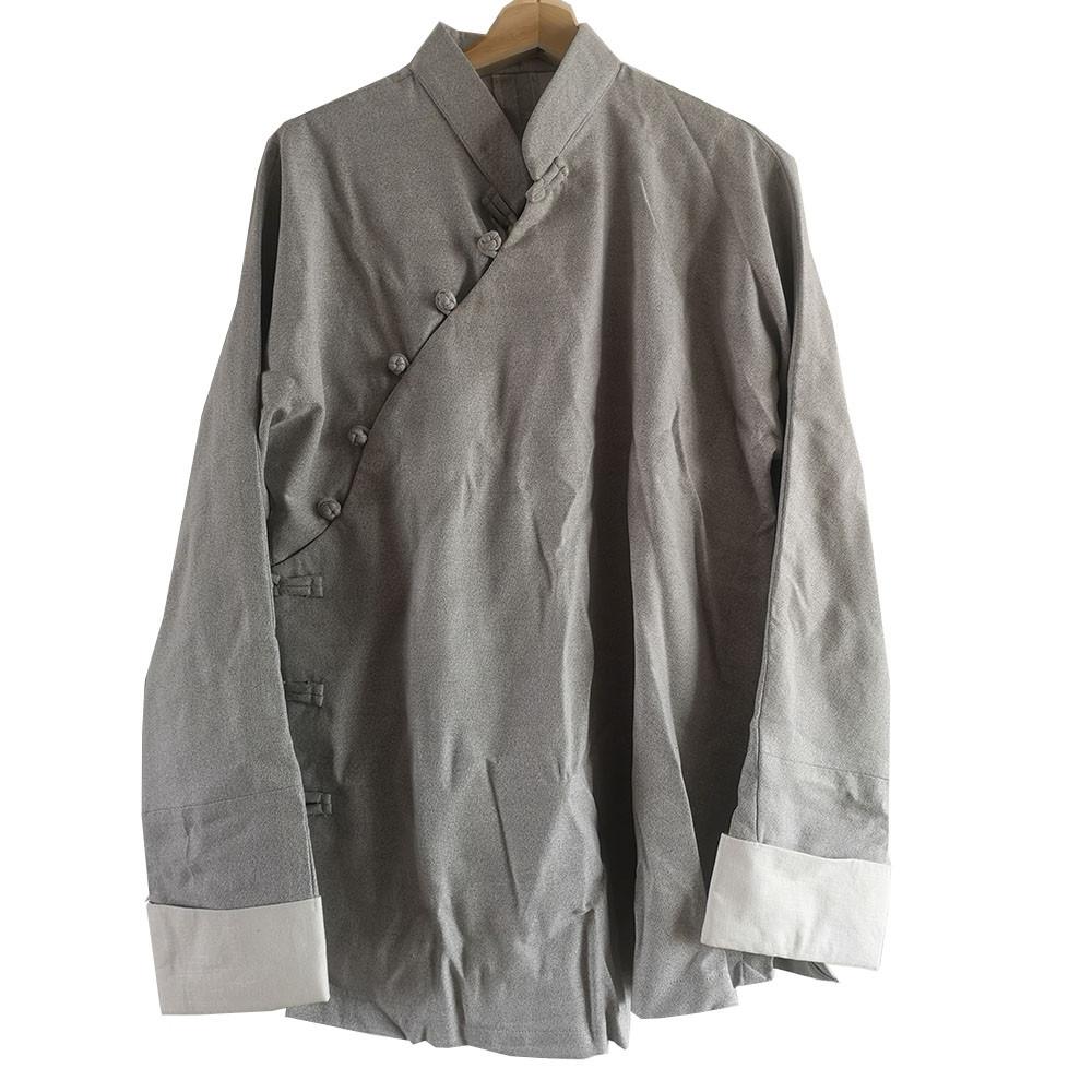 [DESTOCK] Veste en coton et lin mélangés cachemire 180cm