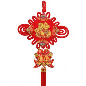 Noeuds décoratifs traditionnels chinois, Zhong Guo Jie