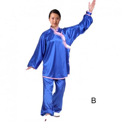 Veste personnalisée fermeture latérale DA JIN YUN