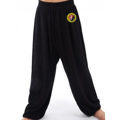 Pantalon Kung Fu Enfant LOGO Fédération Wushu