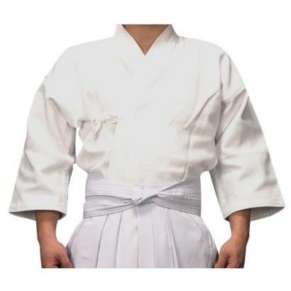 Kendogi blanc simple épaisseur