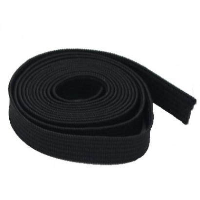 Bande élastique noire pour tenue de Shaolin