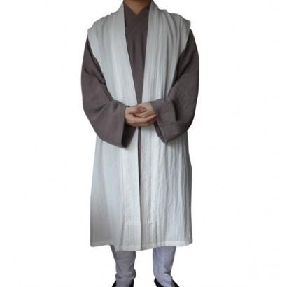 Tenue de Wu Dang avec gilet en 3 pièces