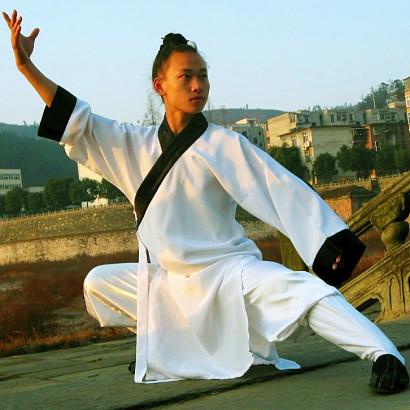 Tenue Wudang classique Yin Yang