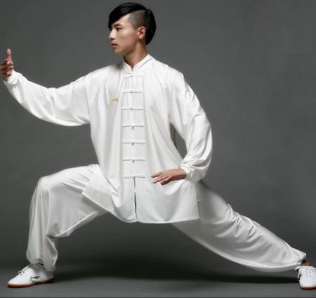 Tenue Tai Chi Wu Shu Tissu Sportif, Lining
