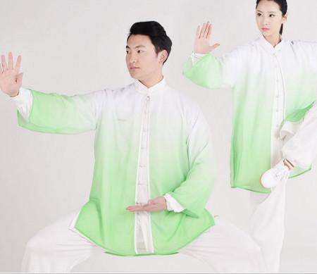 Sur-Veste Tai Chi couleur dégradée