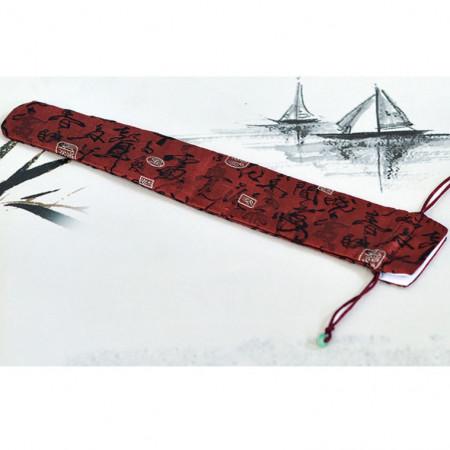 Housse de rangement Éventail de Tai Chi, Chinois cursif